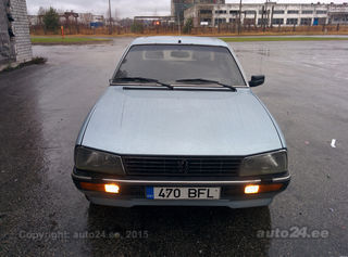 peugeot 505 gr injection lsd 2.0 85kw - auto24.ee