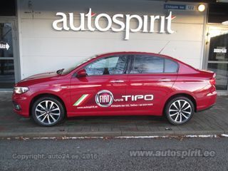Fiat Tipo Pop 6AT 1.6 E-torQ 81kW