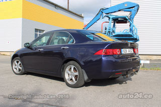 honda accord 2.0 масса 1760