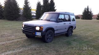 Land Rover Discovery Raptor Special 2.5 TD5 102kW