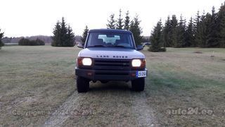 Land Rover Discovery Raptor Special 7Kohta 2.5 TD5 102kW
