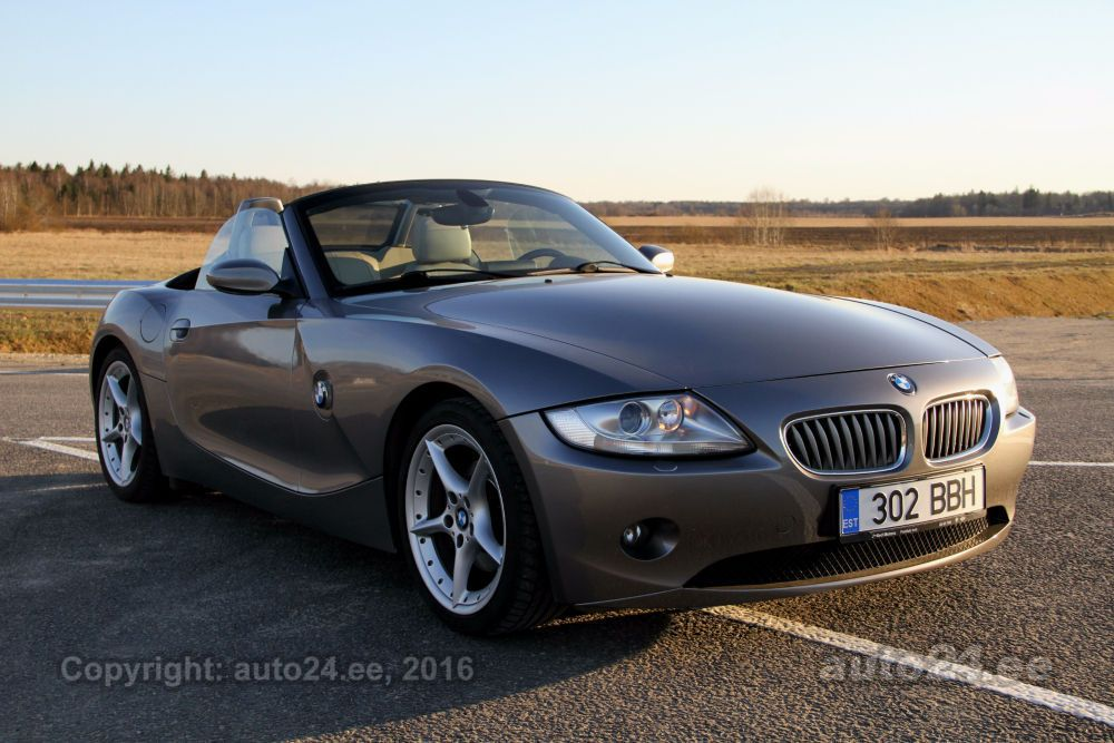 bmw z4 3 0 170kw. Black Bedroom Furniture Sets. Home Design Ideas