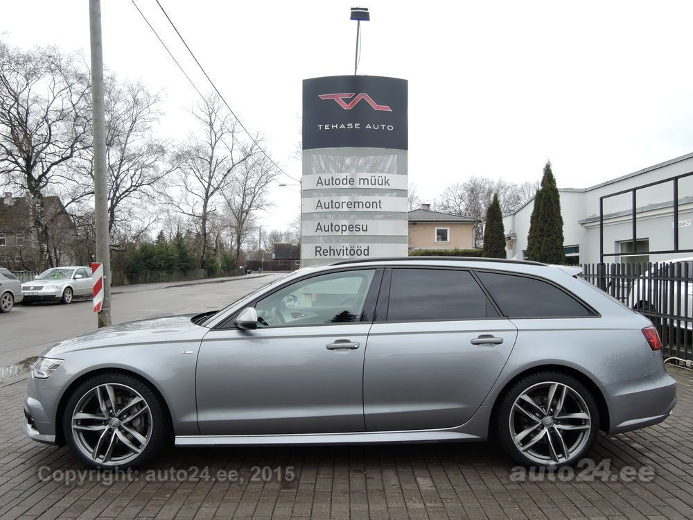 audi a6 avant s line quattro 3 0 tdi 200kw. Black Bedroom Furniture Sets. Home Design Ideas