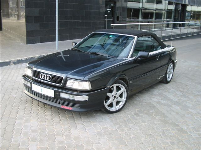 audi 80 cabrio b4 2 8 v6 128kw. Black Bedroom Furniture Sets. Home Design Ideas