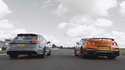 VIDEO: Audi RS6 vs Nissan GT-R