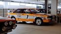 Audi Quattro: nii sündis legend