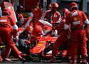 F1: Shelli kütused on parandanud Ferrari efektiivsust