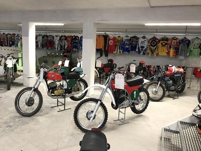 Mootorispordi Muuseum on külastajatele avatud