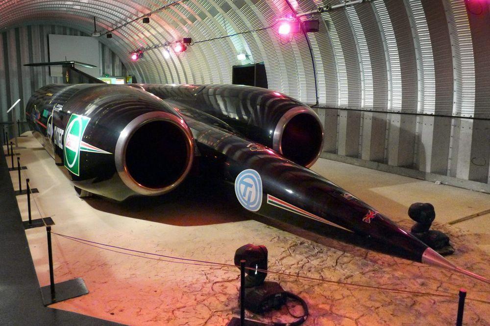 Täna möödub 20 aastat Thrust SSC kiirusrekordi sünnist