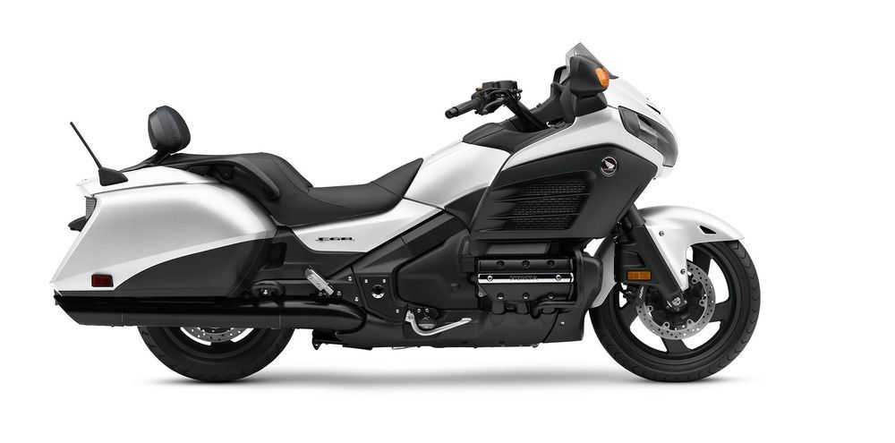 Tulekul on uus Honda Gold Wing