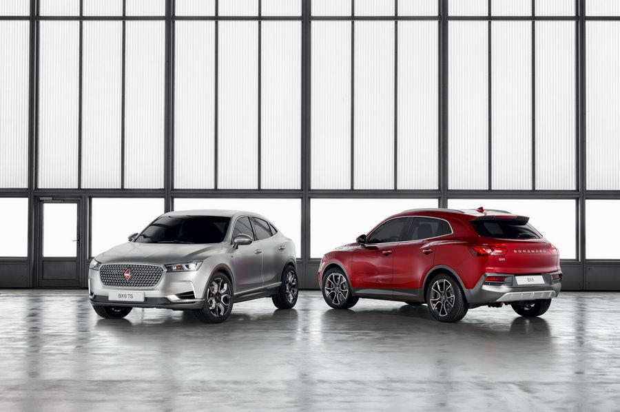 Borgward plaanib toota autosid Saksamaal