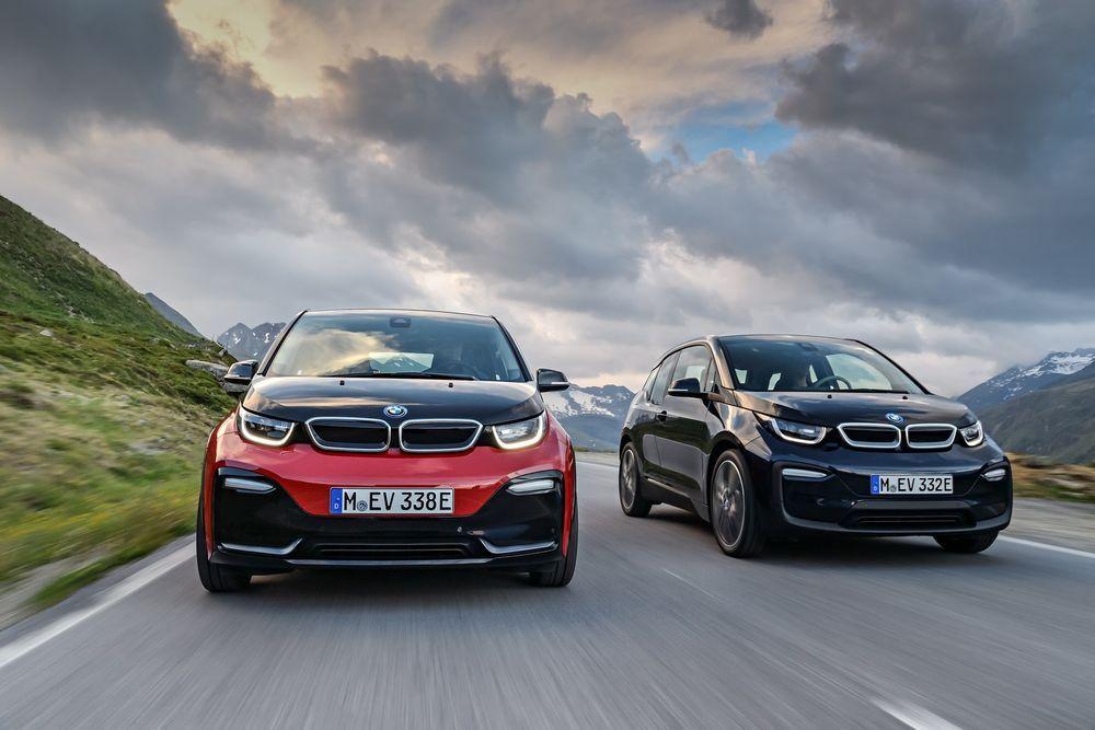 IAA 2017: BMW i3S on baasmudelist võimsam ja kiirem