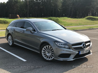 Mercedes-Benz CLS 350 AMG SPORTS PACKAGE BLUETEC 3.0 190kW