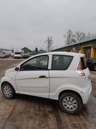 Microcar M.Go LUX 4kW
