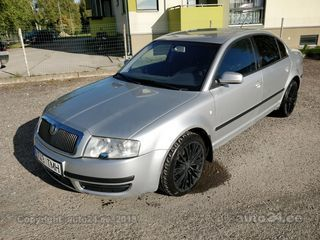Skoda Superb 1.8 turbo 110kW