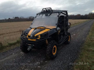 Can-Am Commander x rotax 85kW