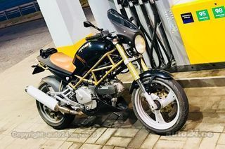 Ducati Monster 600 L2 40kW