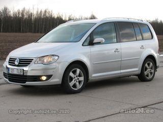 Volkswagen Touran Eco Fuel 2.0 CNG 80kW