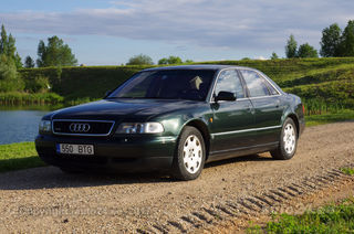 Audi A8 4 2 V8 220kw Auto24 Ee