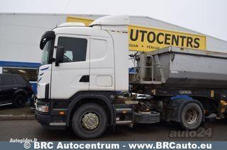 Scania 114 11.0 283kW