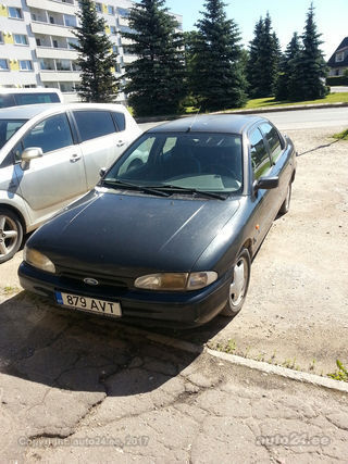 Ford Mondeo 2.0 100kW