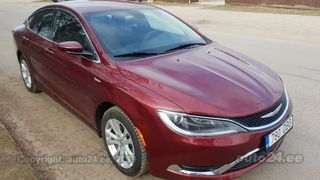 Chrysler 200 Limited 2.4 135kW
