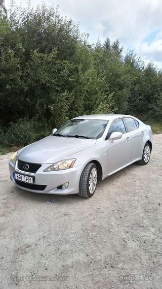 Lexus IS 220 XE2A 2.2 130kW