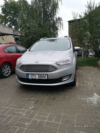 Ford Grand C-Max Titanium winter pack 1.5 Ecoboost 110kW