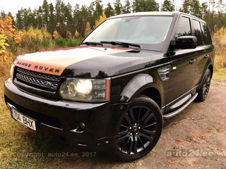 Land Rover Range Rover Sport Chip Tuning HSE 3.6 V8 200kW