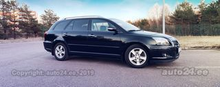 Toyota Avensis 2.0 D4 108kW