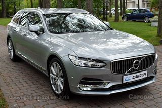Volvo V90 INSCRIPTION INTELLI SAFE PRO WINTER LUX MY2017 2.0 D4 140kW
