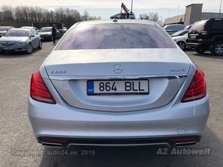 Mercedes-Benz S 500 4MATIC AMG 4.7 335kW