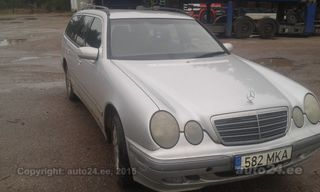 Mercedes-Benz E 270 2.7 125kW