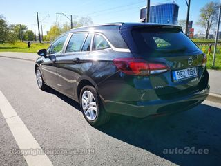Opel Astra Business ECO 1.6 81kW