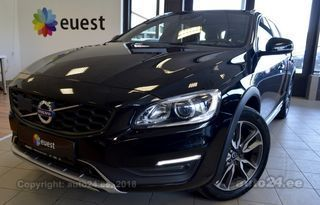 Volvo V60 AWD CROSS COUNTRY SUMMUM INTELLI SAFE WINTER F 2.4 D4 MY2017 140kW