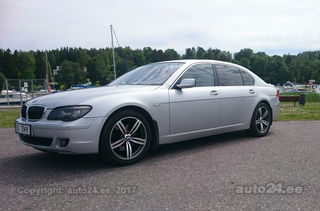BMW 730 Long 3.0 170kW