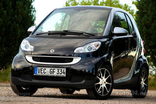 Smart Fortwo Passion 2nd Generation CDI 0.8 CDI 33kW