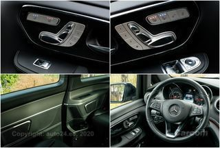 Mercedes-Benz V 250 4Matic AMG Avantgarde Assist Extra-Long 8K 2.1 d BlueEfficiency 140kW