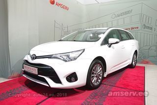 Toyota Avensis Touring Sports Active 1.8 Valvematic 108kW