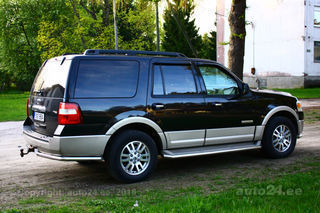 Ford Expedition 5.4 V8 224kW