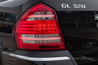 Mercedes-Benz GL 320 3.0 Bluetec 155kW