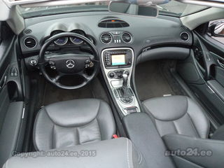 Mercedes-Benz SL 500 Cabrio 5.0 V8 225kW