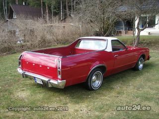 Ford Ranchero 6.6 v8 171kW