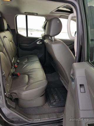 Nissan Navara 3.0 V 6 N-1 170kW