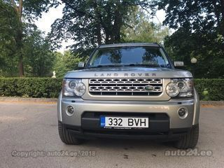 Land Rover Discovery 4 HSE 3.0 SDV6 188kW