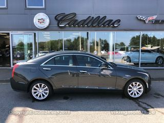Cadillac ATS Performance AWD 2.0 Turbo 203kW