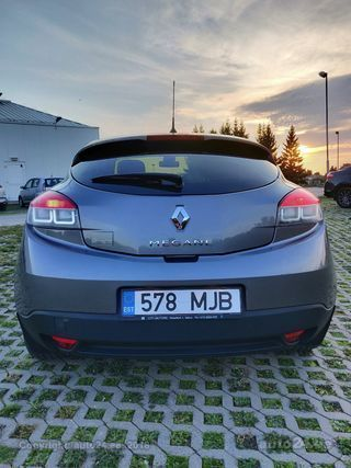 Renault Megane Coupe Facelift 1.4 TCe Turbo 96kW