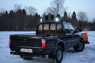 Ford Ranger Sahk 2.5 80kW