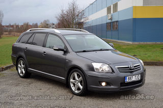 Toyota Avensis Facelift 2.2 D-Cat 130kW