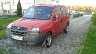 Fiat Doblo 1.9 JTD 74kW